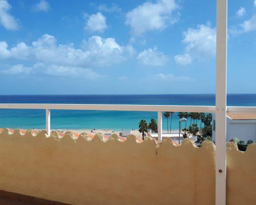 Traumhafter Meerblick von der Terrasse