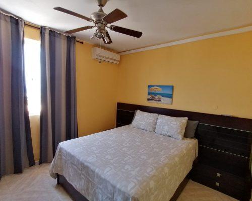 Schlafzimmer 1 mit Klimaanlage